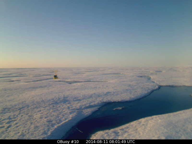 O-Buoy 10 image from August 11th 2014