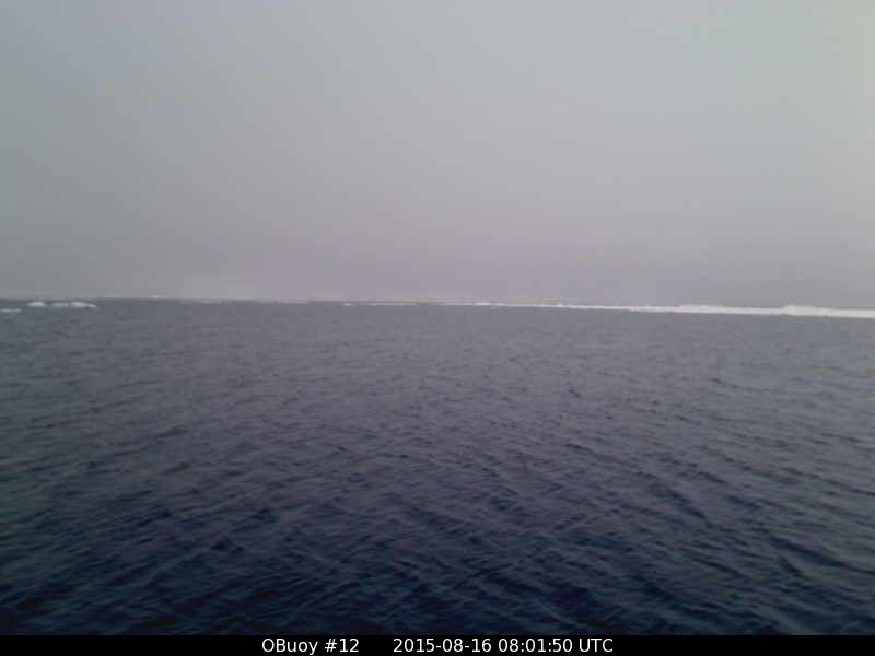 O-Buoy 12 image from August 16th 2015