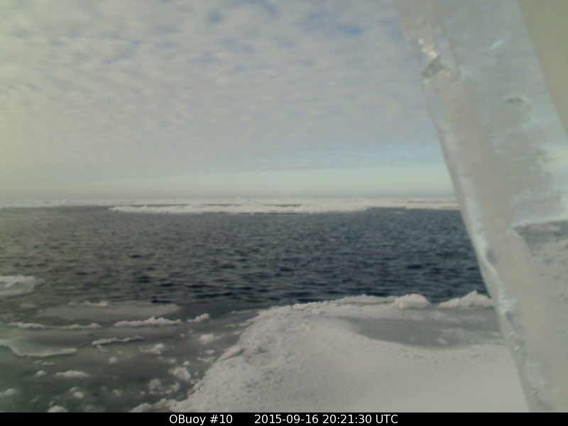O-Buoy 10 image from September 16th 2015
