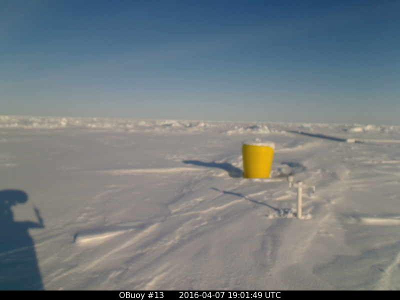 O-Buoy 13 image from April 7th 2016