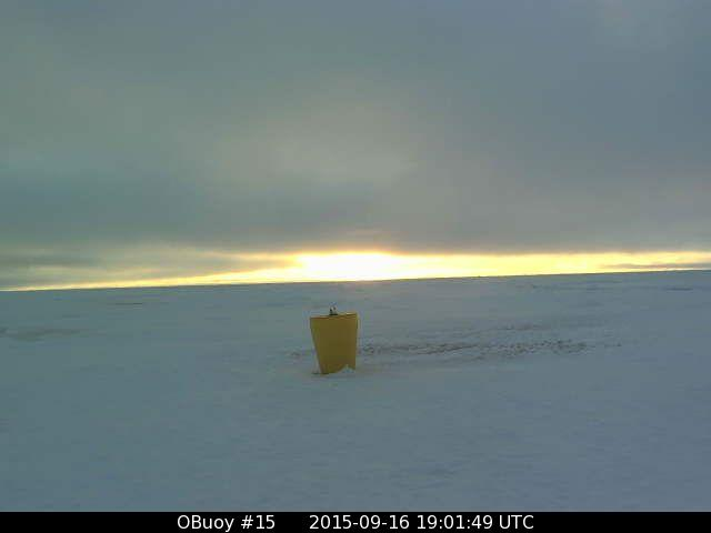 O-Buoy 15 image from September 16th 2015