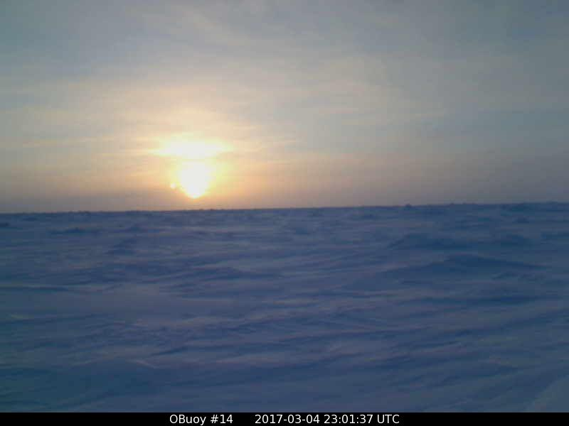 O-Buoy 14 image from March 4th 2017