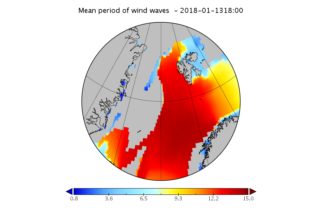 Mean_period_of_wind_waves_surfac in multi_1.glo_30mext-20180113-12z+6