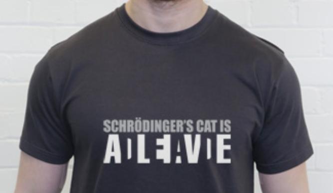 SchroedingersCat-Tee