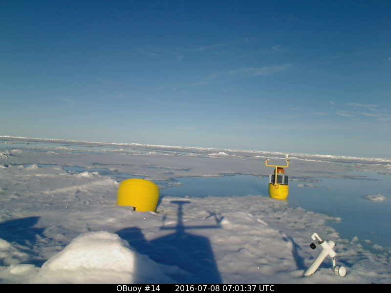O-Buoy 14 image from July 8th 2016