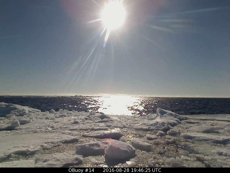 O-Buoy 14 image from August 28th 2016