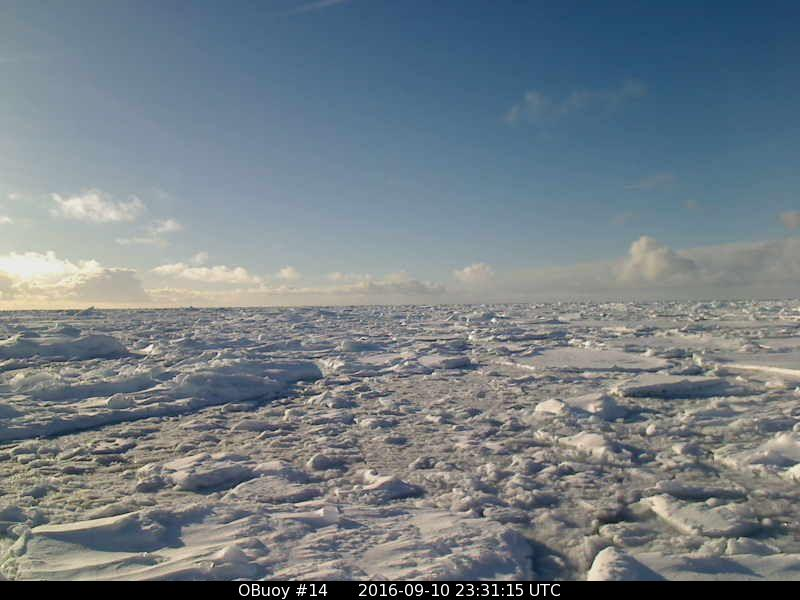 O-Buoy 14 image from September 10th 2016