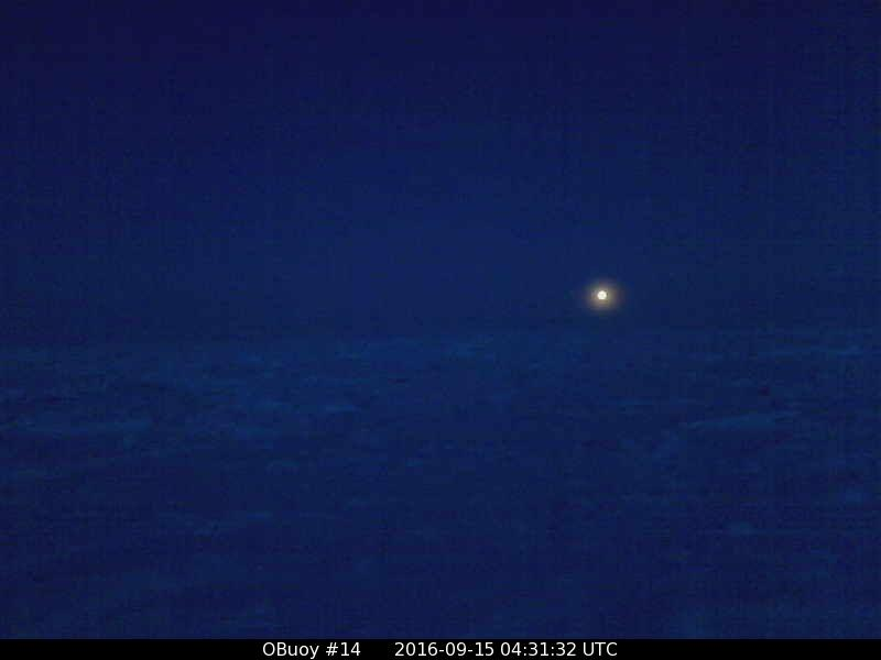 O-Buoy 14 image from September 15th 2016