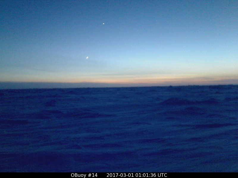 O-Buoy 14 image from March 1st 2017